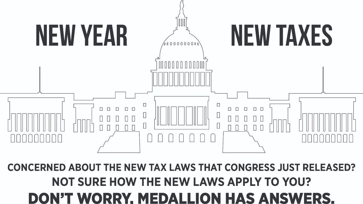 New Year- New Taxes- Event Feb 2020